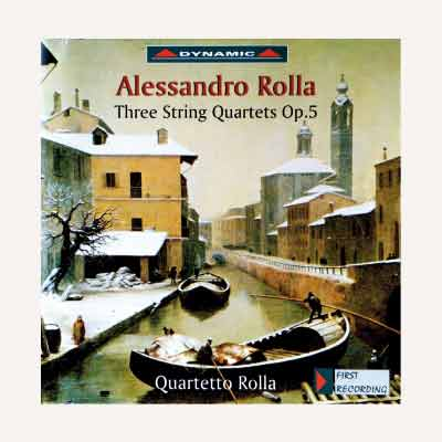 Alessandro-Rolla-Three-String-Quartets-Op.-5
