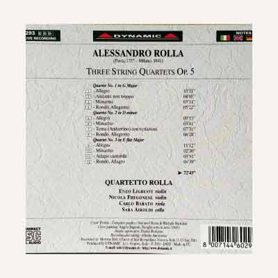 Alessandro-Rolla-Three-String-Quartets-Op.-5-Retro